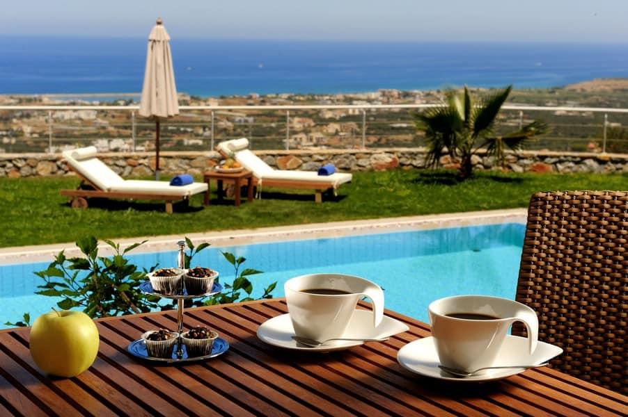 Выбор отеля в Греции