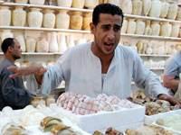 Египетский продавец