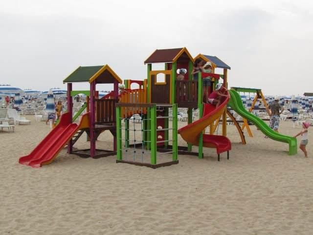 Пляжи Болгарии: фото пляжа Албены
