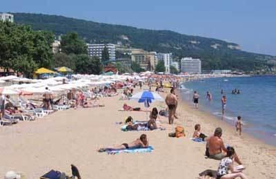 Пляжа Золотые Пески
