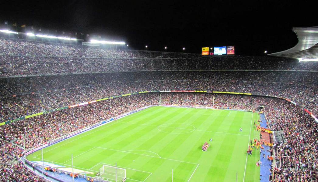 Цена билетов на футбол в испании