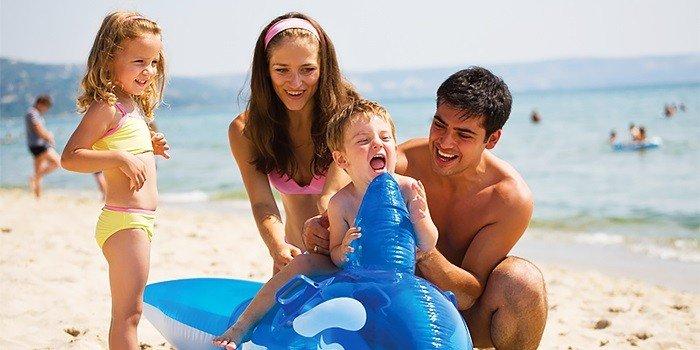 Какой курорт Болгарии выбрать для отдыха с детьми