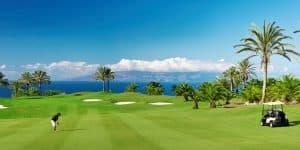 Гольф клубы на Тенерифе