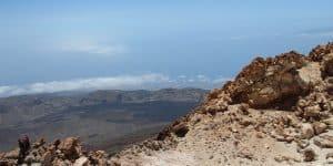 У кратера Тейде