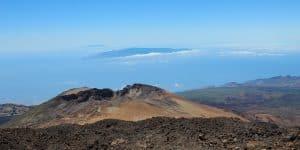 Вид на вулкан Виейо