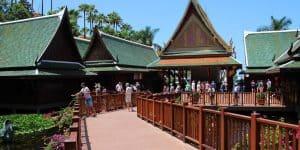 Тайская деревня
