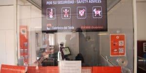 Рекомендации посетителям перед пропуском на фуникулер