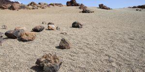 Пейзажи заповедника вокруг вулкана