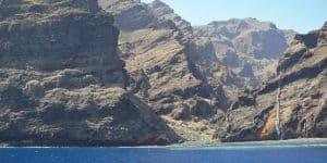 Скалы Великаны на Тенерифе