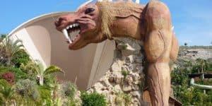 Самая большая статуя дракона