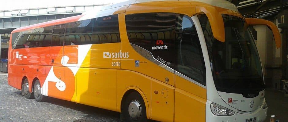 Автобусы Sarbus