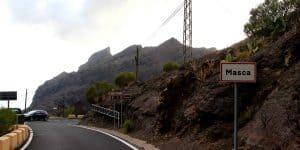 Дорога до ущелья Маска