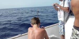 Морская прогулка с рыбалкой на Тененифе