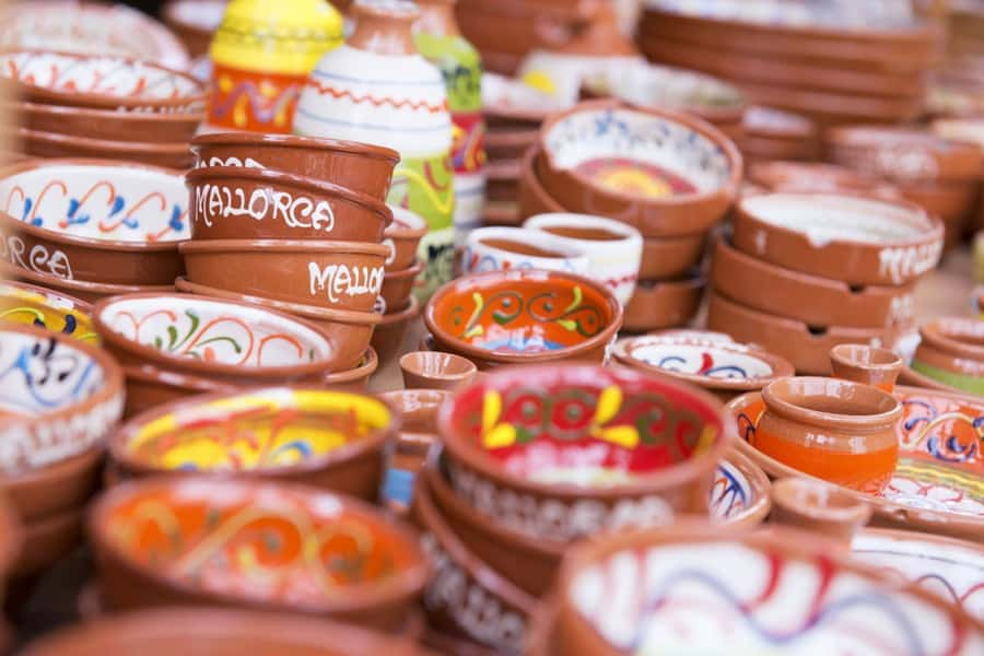 Сувениры из Майорки