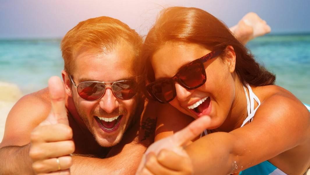 Подбираем солнцезащитные очки