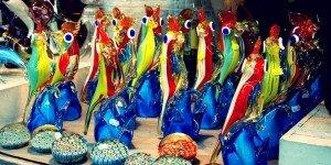 Традиционный сувенир с Майорки: дутое стекло