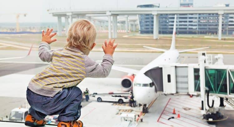 Путешествия с ребенком и коляской