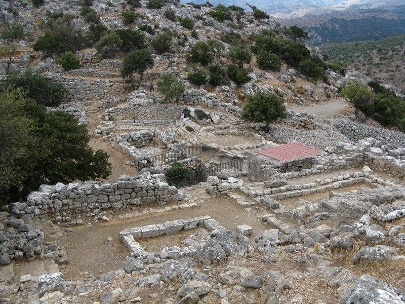 Лато, Крит