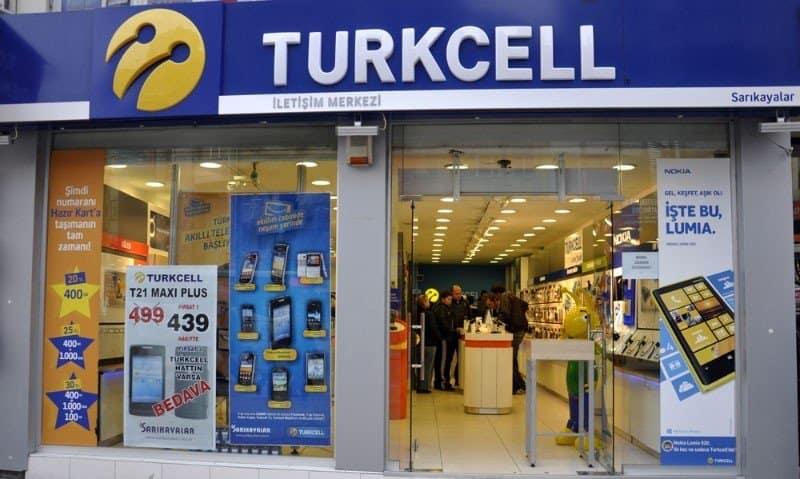 Мобильный оператор Турции