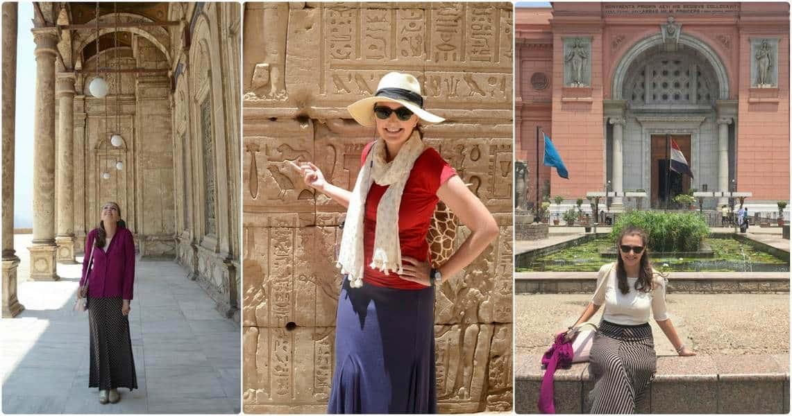 Египетский дресс-код