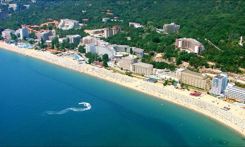 Побережье Черного моря, Золотые пески
