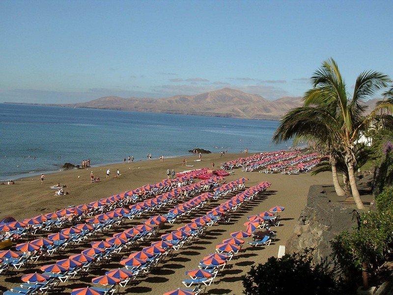 Пляж Пуерто дель Кармен