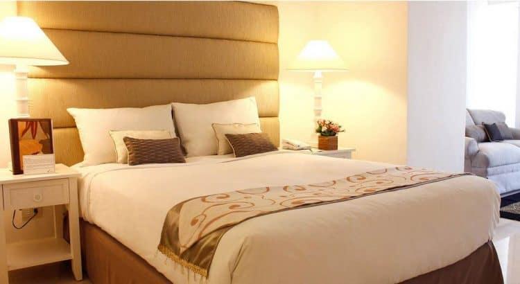 Так может выглядить promo room в отеле