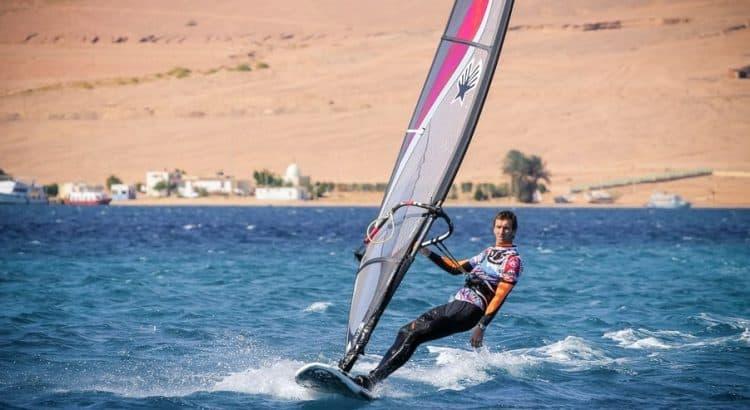 Виндсерфинг Египет