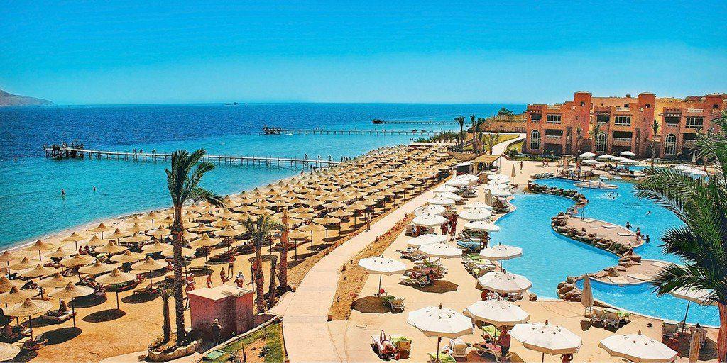 Отельная инфраструктура в Египте