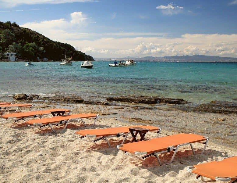 Пляж Коса