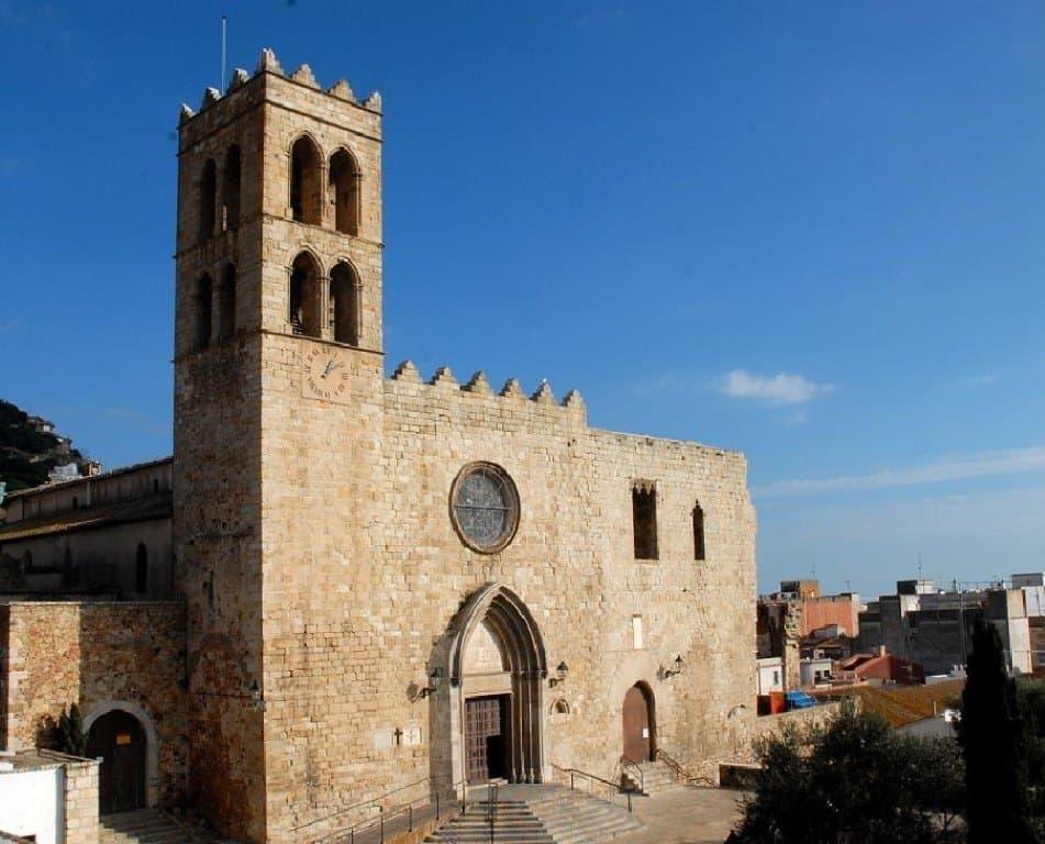 Пристроенная церковь