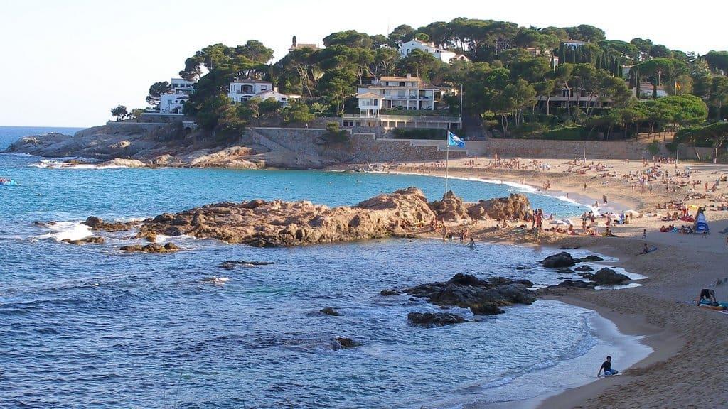 Пляж Sa Conca
