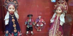 Куклы музея