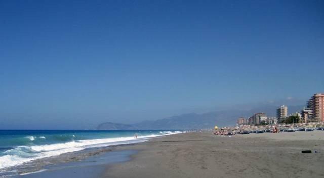 Mahmutlar Beach