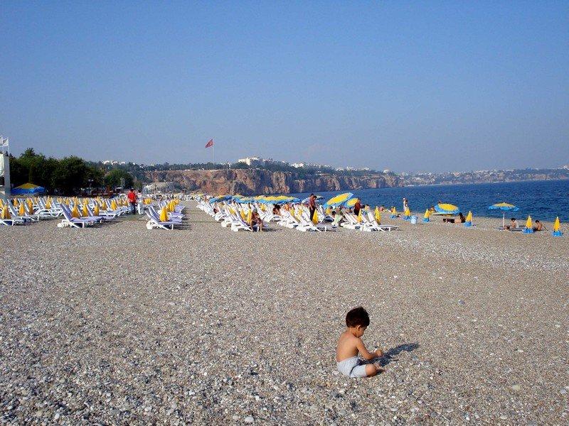 beach konyaalti