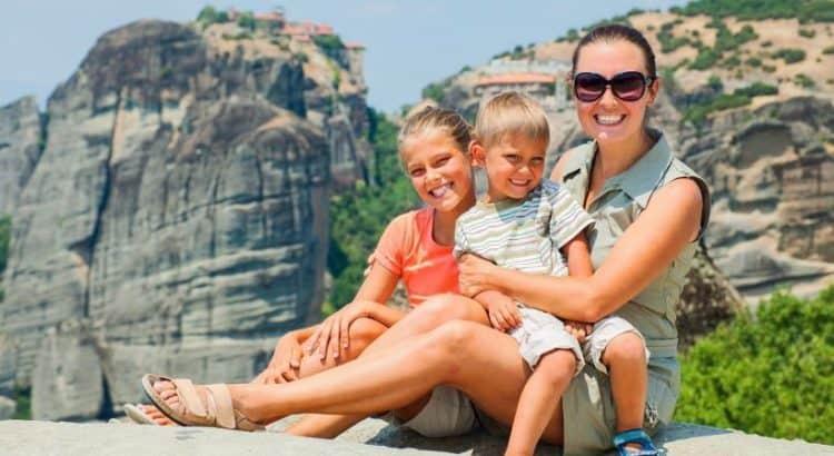 Семейный отдых в Греции