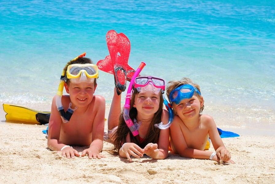 Отдых с детьми в Тунисе