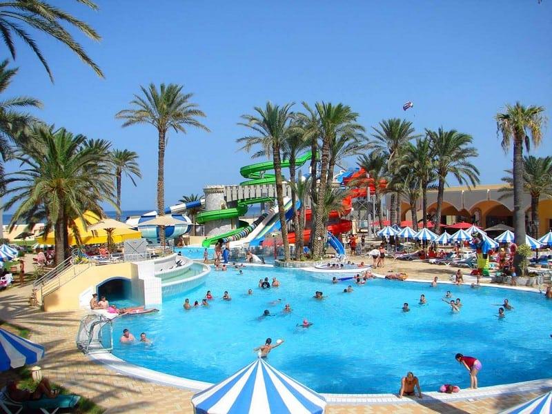 Отели для детей в Тунисе