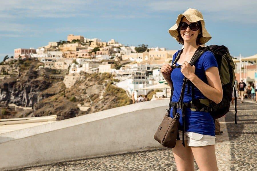 Самостоятельный отдых в Греции