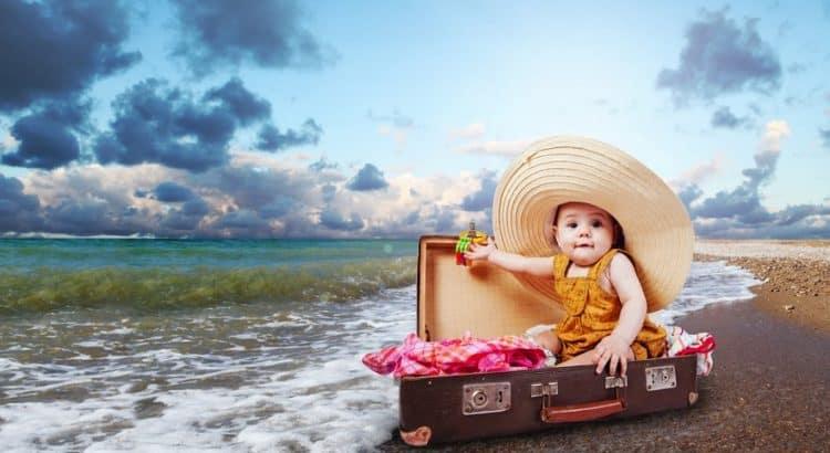 В отпуск с годовалым ребенком
