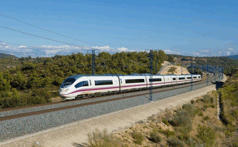 Скоростной поезд Барселона - Валенсия