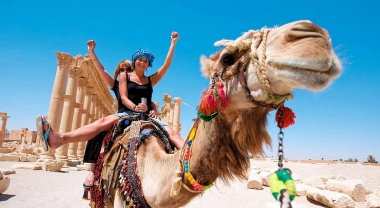 Египет летом