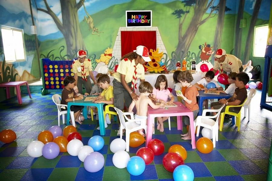 Отели Кемера для детей