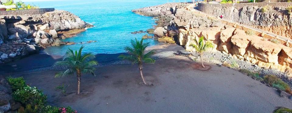 Пляж Лас Галгас
