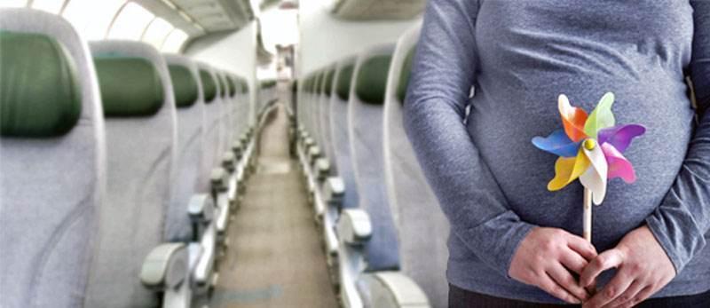 Беременность не помеха для путешествий