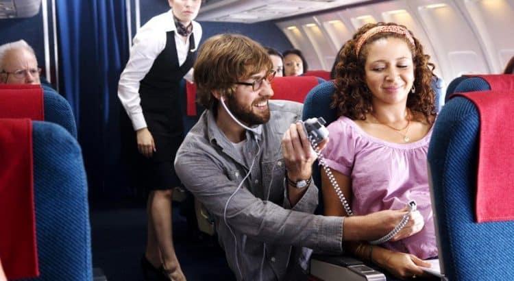 Беременные в самолете