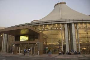 Терминал 1 в аэропорту Шарм Эль Шейх