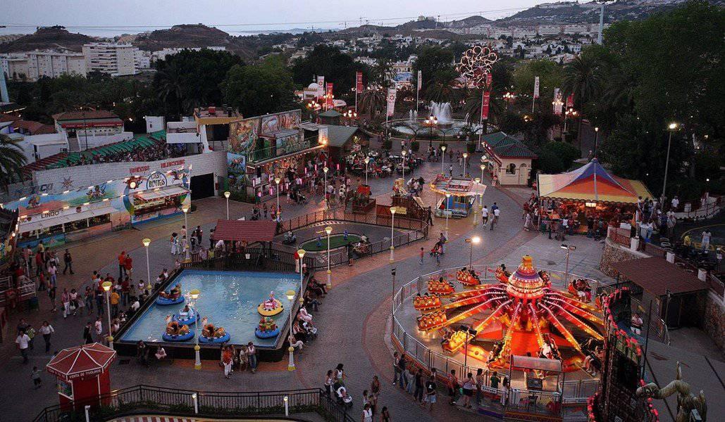 Парк развлечений Tivoli World