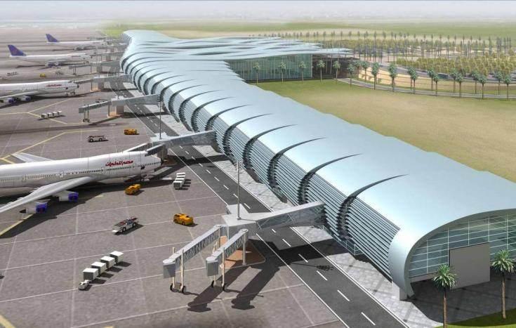 hurghada new terminal