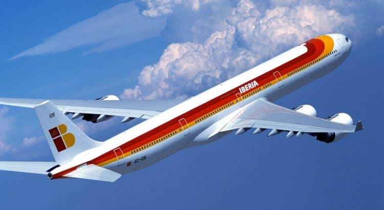 Авиакомпания Iberia - дешевые перелеты на Тенерифе